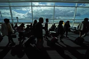 Stansted Airport Passengers