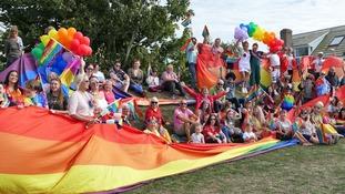 Alderney celebrates Pride for the first time