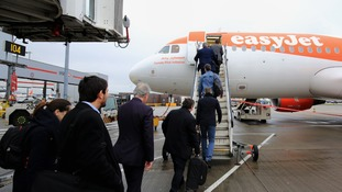 More than 2,600 Easyjet flights were severely delayed.