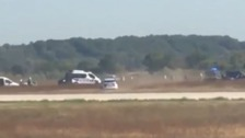 airport chase