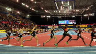 British Athletics Grand Prix returns to Birmingham's NIA