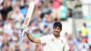 A look at how the former England captain, Alastair Cook, compares to his country's six most-capped players