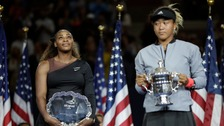 Serena Williams lost to Naomi Osaka at the final of the US Open.