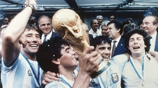 Can Maradona finally achieve the success he did as a player?