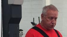 Powerlifter Mick Ellender