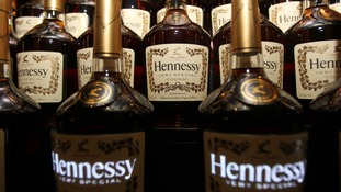 Hennessy Fine de Cognac will stop being sold in Wetherspoons pubs across the UK.