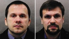 Putin urges 'non-criminal' Salisbury suspects to meet media
