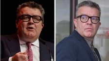 Tom Watson MP has lost more than seven stone since changing his lifestyle.