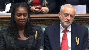 Jeremy Corbyn wore wheat on his lapel as part of a campaign but he may have just been taunting the Prime Minister.