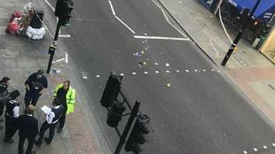 Woman first pedestrian to die after being hit by electric bike in UK