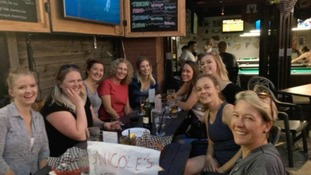 Nicoles unite after student emails 247 of them hoping to find woman he met in bar