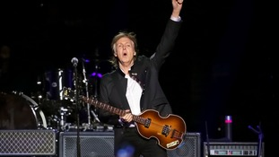Sir Paul McCartney is in favour of the motion, saying we need