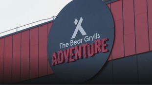 TV presenter, Bear Grylls, creates world's first survival camp in Birmingham