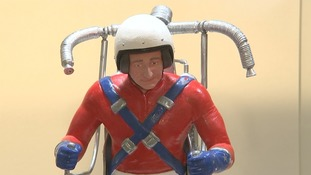 The auction will include toys owned by Robin Williams.