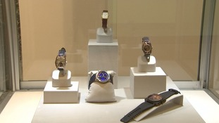 More than 40 watches owned by Williams will be auctioned.
