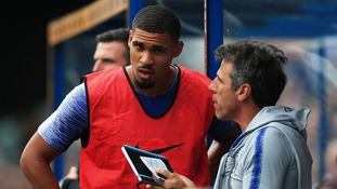 Ruben Loftus-Cheek has insisted he remains fully focused on breaking into Chelsea's first-team