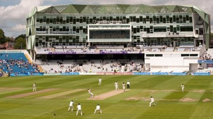 Headingley Cricket Ground.