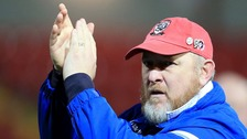 Hereford FC have announced that the club has parted company with manager Peter Beadle.