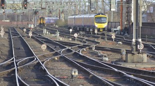 Network Rail bosses have warned there will be serious delays.