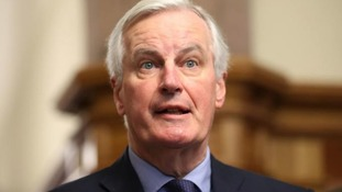 Dominic Raab is due to meet with the EU's chief Brexit negotiator Michel Barnier on Friday.