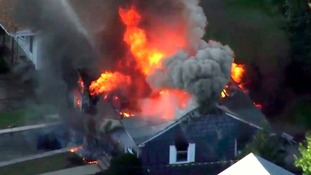 Deadly blasts that destroyed homes in Boston looked like 'Armageddon'