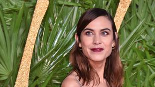 Alexa Chung speaks of worries over Brexit uncertainty for UK fashion industry