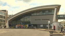 Bristol Parkway station will be closed to trains for engineering work linked to electrification.