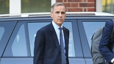 The Governor of the Bank of England briefed Cabinet on Thursday - the details of which have not been published.