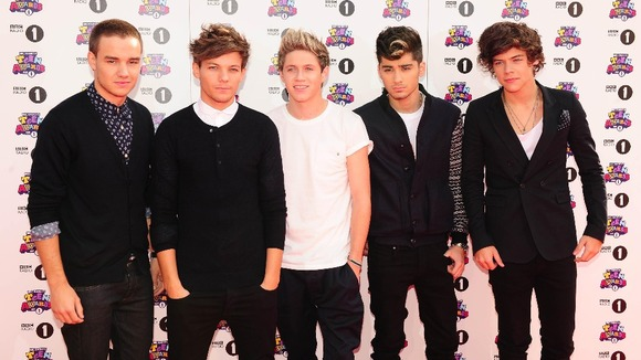 One Direction are to team up with the British Prime Minister.