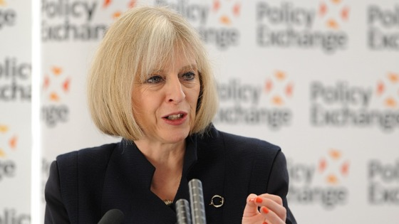Home Secretary Theresa May wants to introduce primary legislation to restrict the human rights of offenders.
