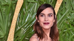 Alexa Chung has spoken of her concerns about the impact of Brexit on the UK's fashion industry.