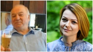 Sergei and Yulia Skripal were the victims of the failed novichok assassination attempt in Salisbury