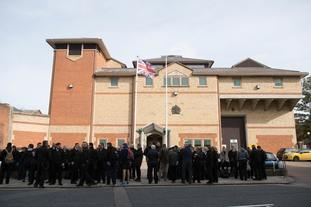 Conditions at HMP Bedford
