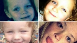 Children murdered in petrol-bombing finally laid to rest