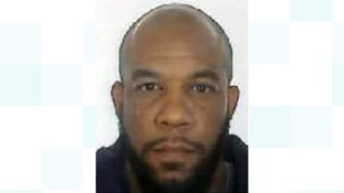 Westminster attacker Khalid Masood.