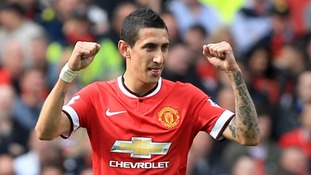 Angel Di Maria failed to perform in Manchester despite his huge price-tag.