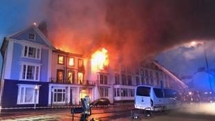 Aberystwyth Fire