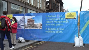 'Your Belfast' campaign backs city after Primark fire