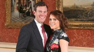 Princess Eugenie and Jack Brooksbank have released details of their wedding.