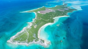 Halls Pond Cay island in the Bahamas is listed on Vladi Private Islands for $75m (£57.4m).