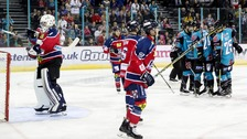 The Belfast Giants beat the visiting Dundee Stars at the SSE Arena on Friday night