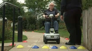 Mobility scooter suppliers offer training but there is no agreed national standard.