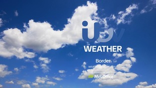 VIDEO: Saturday's forecast for the Border region