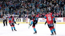 The Belfast Giants turned things around to claim a win over the Glasgow Clan on Saturday night