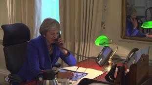 Theresa May on Panorama