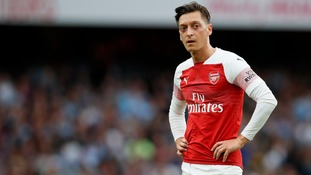 Top transfer rumours: Manchester United want to sign Arsenal star Ozil in January