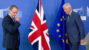 Negotiations between Britain and the EU have seen little progress.