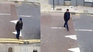 People have asked for help in identifying these two individuals.