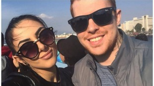 Mira Rojkan was arrested alongside Joe Robinson while they were on a family holiday last year.