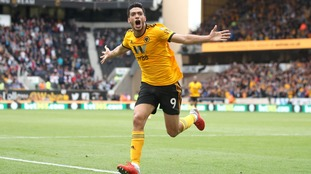 Premier League: Jimenez goal sees Wolves get first home win of season against Burnley